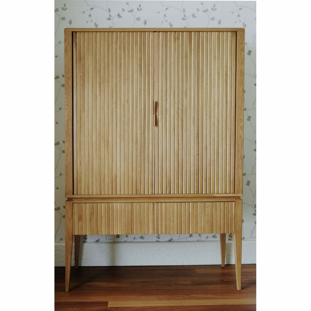 hand made furniture - Tambour Cabinet
