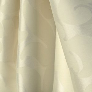 Hand printed Fabric Pallisier silk