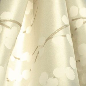Hand printed Fabric Sticks Silk