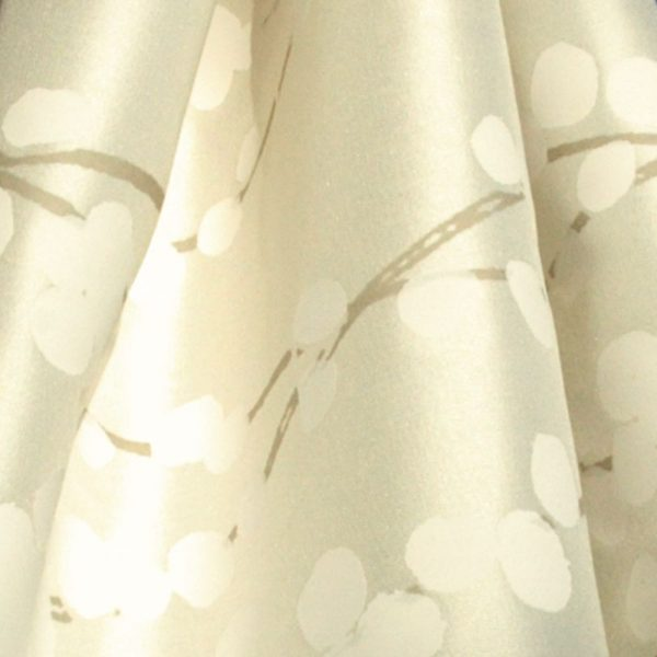 Hand printed Fabric Sticks Silk