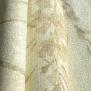 hand printed fabric hand printed linen hand printed silk