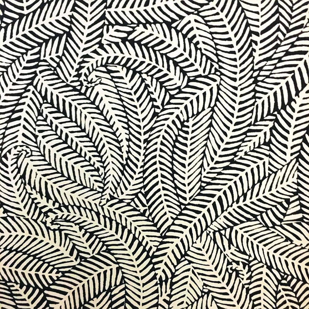 hand printed wallpaper  Hand printed wallpaper - Ferns Hand Printed Wallpaper